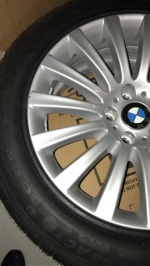 BMW F03 MICHELIN PAX 245/710R490